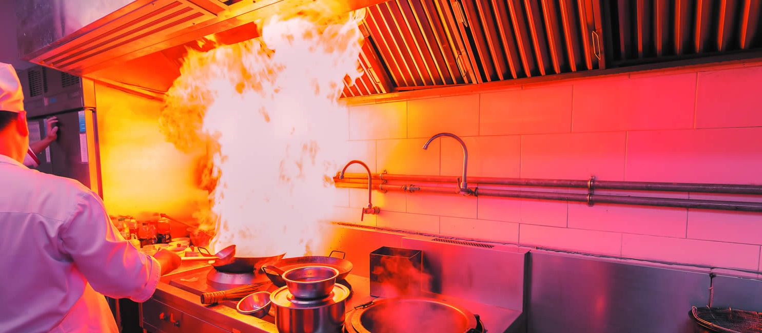Commercial Kitchen Exhaust Cleaning in Malaysia